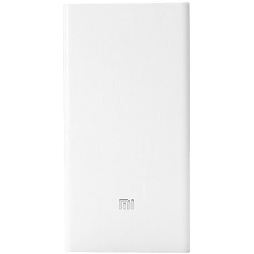 Xiaomi Power Bank 20000 mAh Dual Quick Charge White (472596)