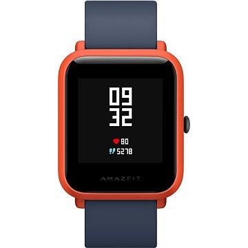 Chytré hodinky Xiaomi Amazfit Bip Cinnabar Red (17167)