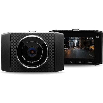 YI Ultra Dash Camera černá (YI003)