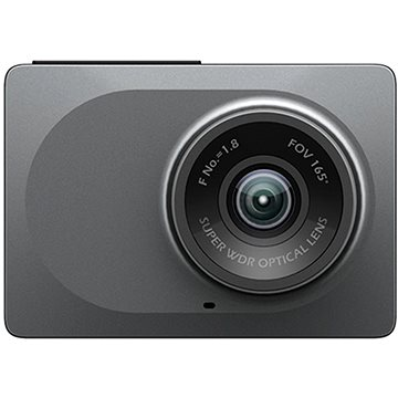 Xiaomi Yi Smart Dash Camera Car DVR Grey (89006)