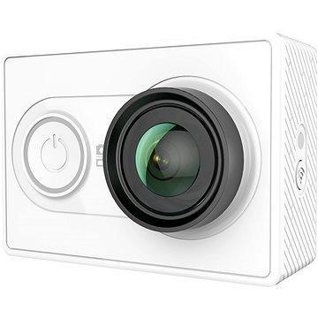 Xiaomi Yi Action Camera White Travel Kit ( Cam+SelfieStick+Bluetooth ovladač ) (88009)