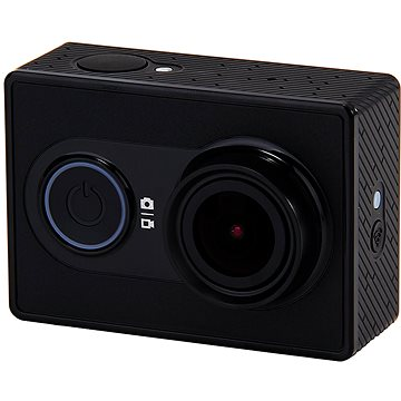 Xiaomi Yi Action Camera Black Travel Kit ( Cam+SelfieStick+Bluetooth ovladač ) (88011)
