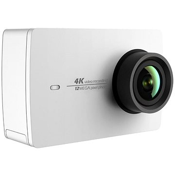 Yi 4K Action Camera White Waterproof Set (AMI304)