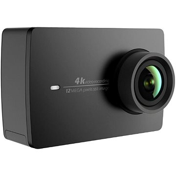 Xiaomi Yi 4K Action Camera 2 Black Waterproof Set (90025)