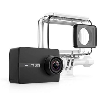 Yi Lite Action Camera Kit Black (AMI422)
