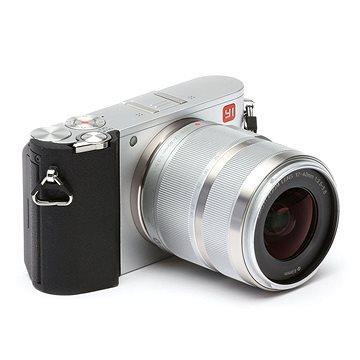 Yi M1 4K Mirrorless Camera Silver + 12-40mm (AMI308)