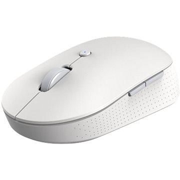 Xiaomi Mi Dual Mode Wireless Mouse Silent Edition White (26111)