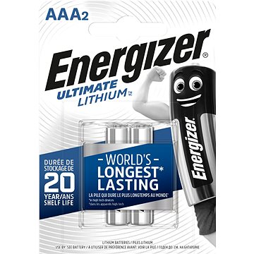 Energizer Ultimate Lithium AAA/2 (639170)