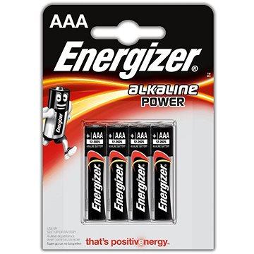 Energizer Alkaline Power AAA/4 (EB001)