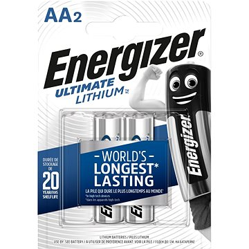 Energizer Ultimate Lithium AA/2 (639154)