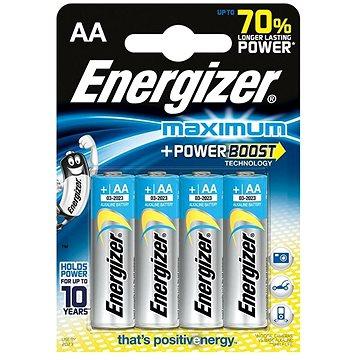 Energizer Maximum Tužka AA 4ks (EM009)