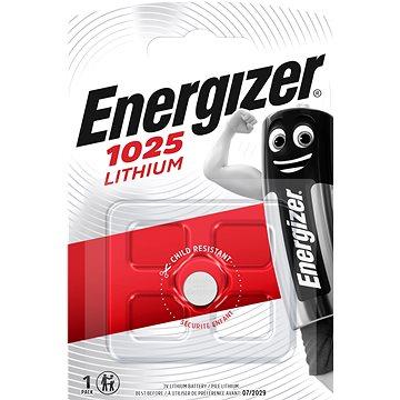 Energizer Lithiová knoflíková baterie CR1025 (ECR001)