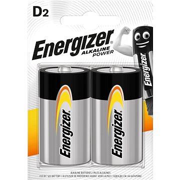 Energizer Alkaline Power D/2 (EB006)