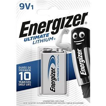Energizer Ultimate Lithium 9V (EL005)