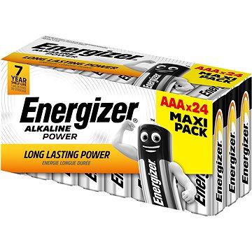Energizer Alkaline Power AAA 24ks (EC005)