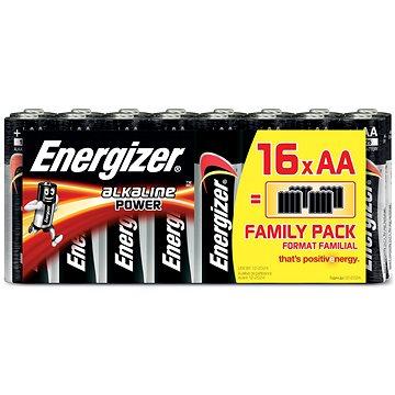 Energizer Alkaline Power Family pack AA 16pack (EC004)