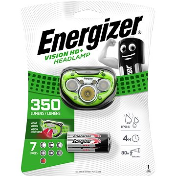 Energizer Headlight Pro Advanced 7LED 3AAA (ESV018)