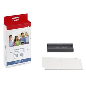 Sada Canon papír + folie pro termosublimační tiskárny KP-36IP (7737A001)