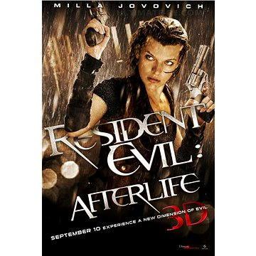 3D Resident Evil: Afterlife, český dabing