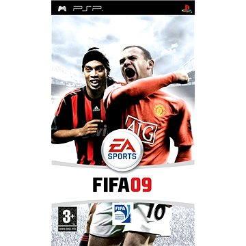 PSP - FIFA 09 hra zdarma k PSP konzoli