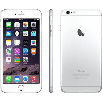 iPhone 6 Plus 16GB Silver DEMO (3A061Z/A) + ZDARMA Digitální předplatné Týden - roční Digitální předplatné SuperApple Magazín - Půlroční předplatné Alza