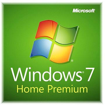 Microsoft Windows 7 Home Premium CZ SP1 64-bit, (OEM) (GFC-02047)