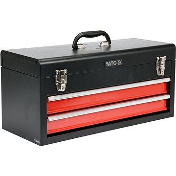 Yato Skříňka na nářadí, 2x zásuvka (5906083037528)