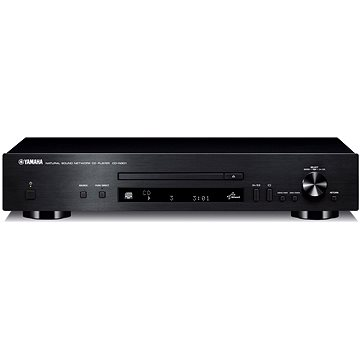 YAMAHA CD-N301 černý (CD-N301 BK)