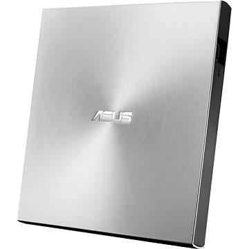 ASUS SDRW-08U7M-U stříbrná + 2× M-Disk (90DD01X2-M29000)