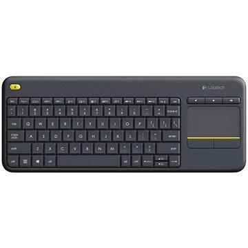 Logitech Wireless Touch Keyboard K400 Plus CZ (920-007151)