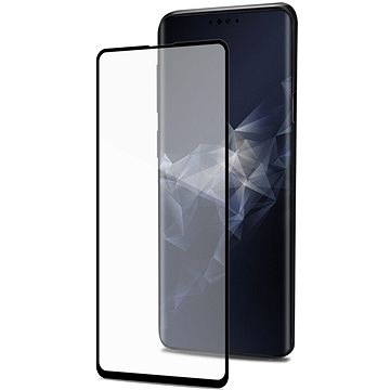 CELLY Full Glass pro Samsung Galaxy S10e černé (FULLGLASS892BK)