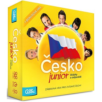 ALBI Česko Junior (8590228090249)