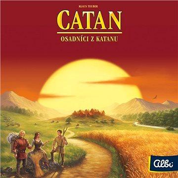 Catan - Osadníci z Katanu (8590228020048)