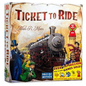Ticket To Ride (0824968717516)