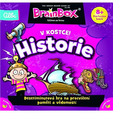 V kocke! História(8590228008633)