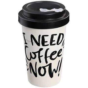 "Zassenhaus Eco Coffee to Go ""I need coffee now"" (053166)"