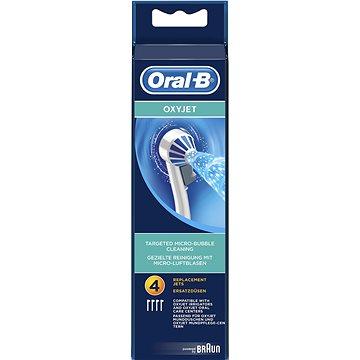 Oral-B Oxyjet náhradní nástavec 4ks (4210201746225)