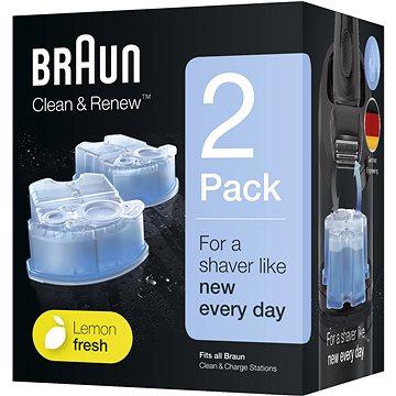 BRAUN Clean&Charge - Náhradní náplň CCR2 (4210201382669)