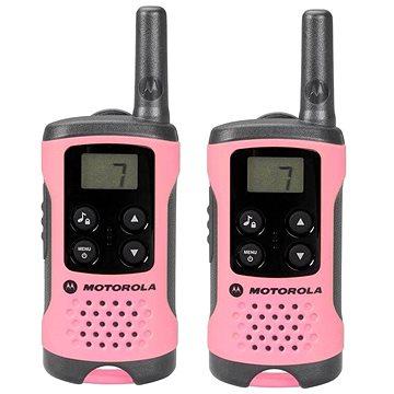 Motorola TLKR-T41 růžová (P14MAA03A1BN)