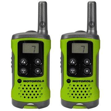 Motorola TLKR-T41 zelená (P14MAA03A1BP)
