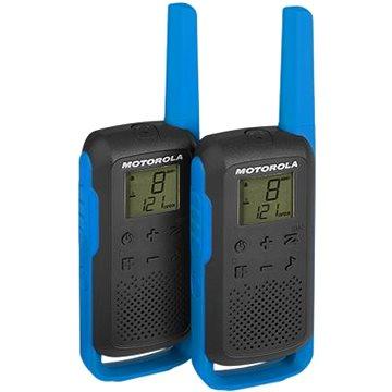 Motorola TLKR T62, modré (B6P00811LDRMAW)