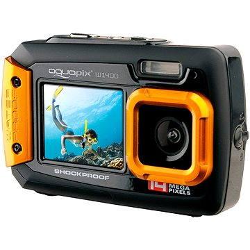 EASYPIX W1400 Active - oranžovo-černý (10050)