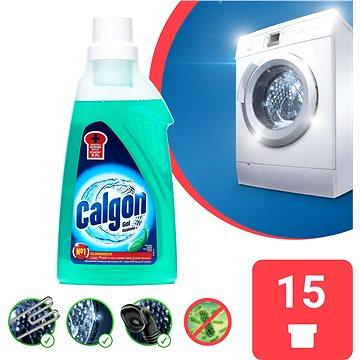 Změkčovač vody CALGON Gel Hygiene Plus 0,75 ml (5997321701769)