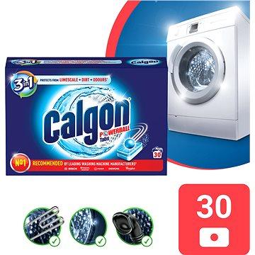 Změkčovač vody CALGON Tabs 30 ks (5997321701820)