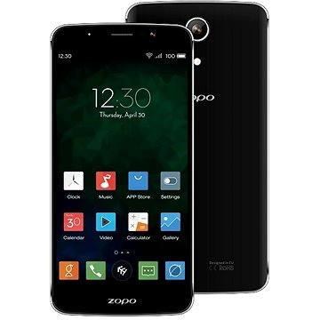 ZOPO Speed 7 (ZP951) Black Dual SIM + ZDARMA Digitální předplatné Týden - roční