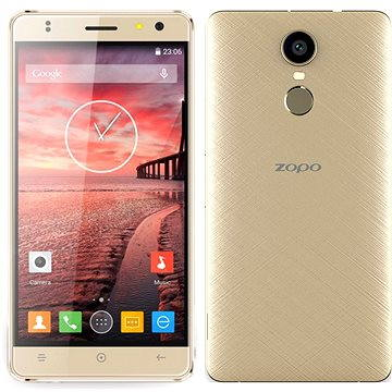 ZOPO Color F5 Gold + ZDARMA Elektronická licence ESET Mobile Security na 6 měsíců (elektronická licence)