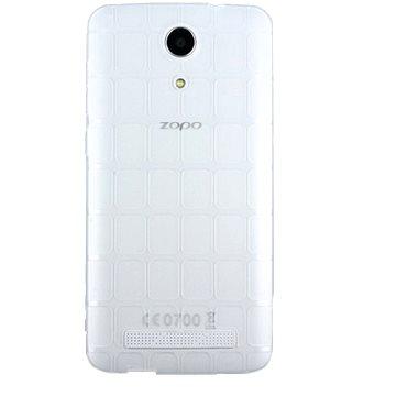 ZOPO Silikonové pouzdro pro ZP370 White (6955931904931 )