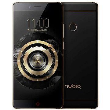 Nubia Z11 Black Gold Edition (6 GB RAM) + ZDARMA Album MP3 Zimní playlist 2017 Digitální předplatné Týden - roční