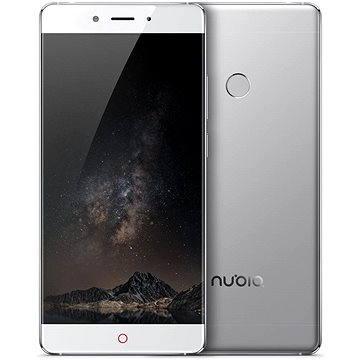 Nubia Z11 White Silver