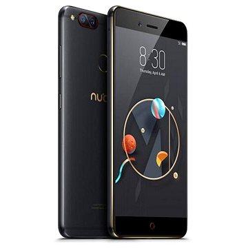 Nubia Z17 mini Dual SIM 4 GB + 64 GB Black/Gold (6902176901058) + ZDARMA Digitální předplatné Interview - SK - Roční předplatné Digitální předplatné Týden - roční